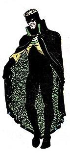 Count Vertigo fictional character