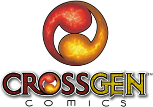 CrossGen - The CrossGen Comics logo utilized before being re-designed by Marvel Entertainment.