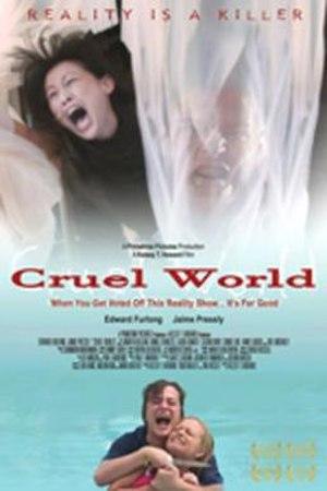 Cruel World - Theatrical release poster