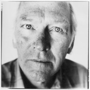 Donald Davidson (philosopher) - Portrait by photographer Steve Pyke in 1990.