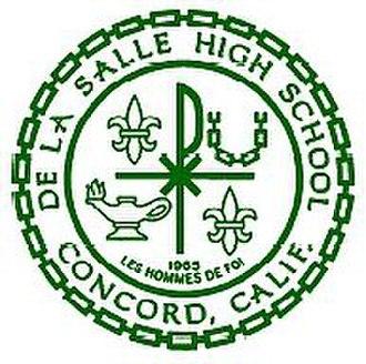 De La Salle High School (Concord, California) - Image: Delasalleconcord