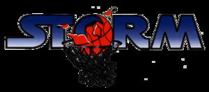 Derby Storm - Image: Derby Storm Logo