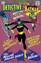 Barbara Gordon - Wikipedia
