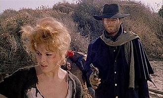 Django (1966 film) - Image: Django And Maria