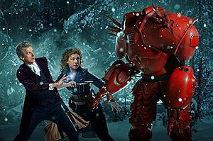 The Husbands of River Song - Promotional image for the episode