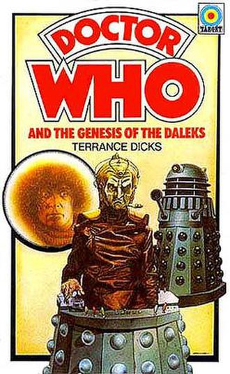 Genesis of the Daleks - Image: Doctor Who and the Genesis of the Daleks