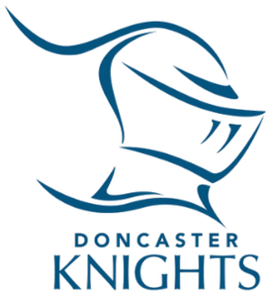 Doncaster Knights - Image: Doncaster Knights logo