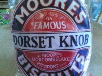 Dorset knob - Package of Dorset Knob biscuits