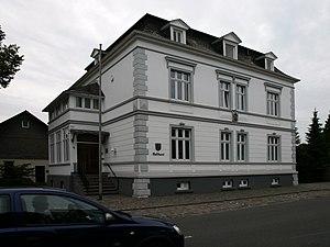 Drolshagen - Image: Drolshagen townhall