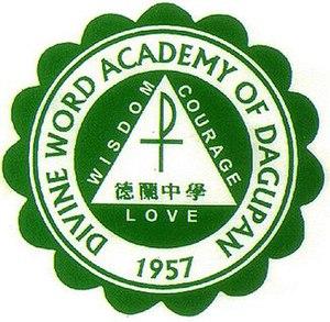 Divine Word Academy of Dagupan - Image: Dwalogo