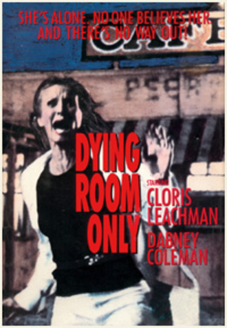Dying Room Only - Home video cover art