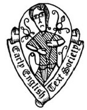 Early English Text Society - Image: EETS emblem