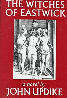<i>The Witches of Eastwick</i> Novel by John Updike