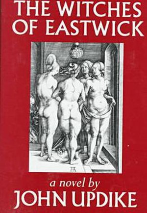 The Witches of Eastwick - First Edition cover