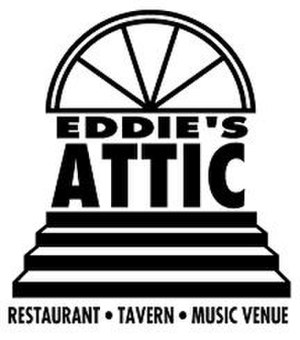 Eddie's Attic - Image: Eddie's Attic logo