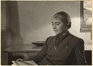 Edith Halpert American art dealer
