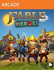 """Image result for Fable Heroes"""""""