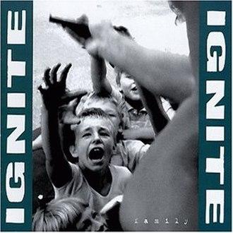 Family (Ignite album) - Image: Family Ignite album cover