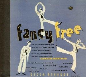 Fancy Free (ballet) - Image: Fancy Free Album