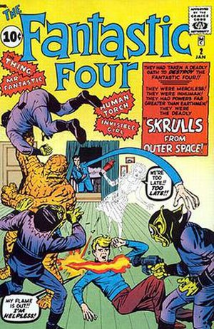 Skrull - Image: Fantastic Four 2