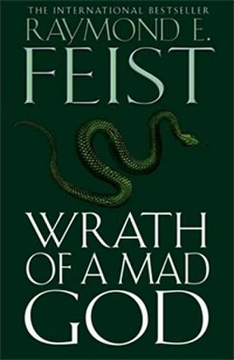 Wrath of a Mad God - Wrath of a Mad God first edition cover.