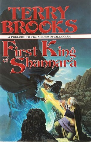 First King of Shannara - 1997 paperback edition cover