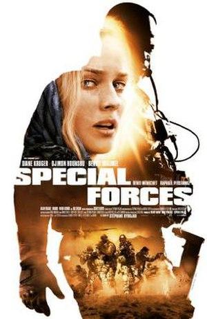 Forces spéciales - Image: Forces spéciales poster