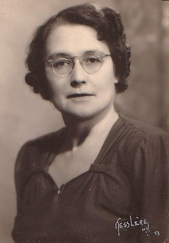 Freda Utley - Freda Utley in 1943