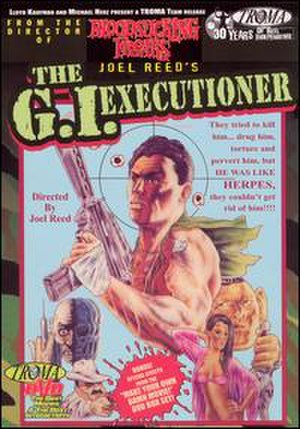 The G.I. Executioner - DVD cover for 'The G.I. Executioner'