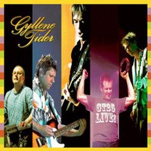 GT25 Live! - Image: GT gt 25live album cover
