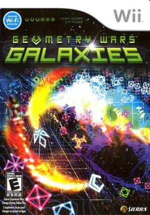 Geometry Wars: Galaxies - Image: Geometry Wars Galaxies
