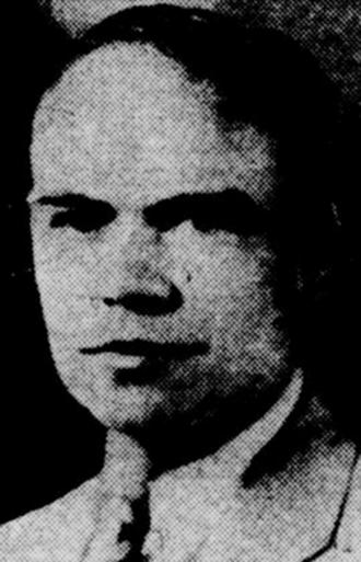 George Gardner (coach) - Image: George Gardner (1898 1974)