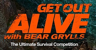 <i>Get Out Alive with Bear Grylls</i> 2013 American reality competition series