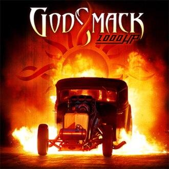 1000hp (album) - Image: Godsmack 1000hp album cover