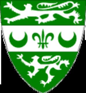 Goodricke College, York - Image: Goodricke Shield