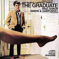 The Graduate album cover