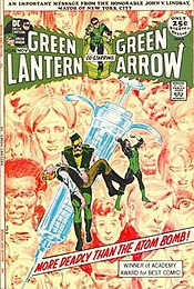 175px GreenLantern86 Green Arrow (Oliver Queen)