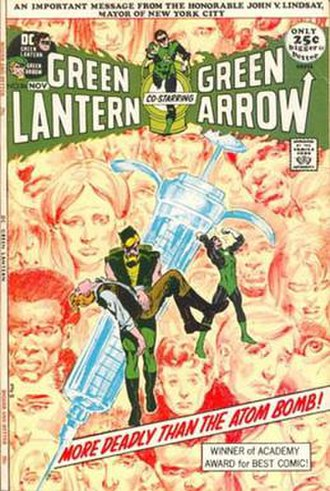 Green Lantern (comic book) - Image: Green Lantern 86
