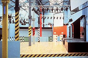 Factory Records - The Haçienda's interior before opening