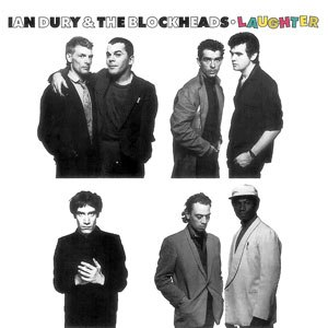 Laughter (Ian Dury & The Blockheads album) - Image: Hahabhead