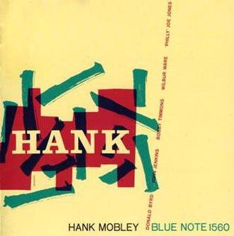 Hank (album) - Image: Hank (album)