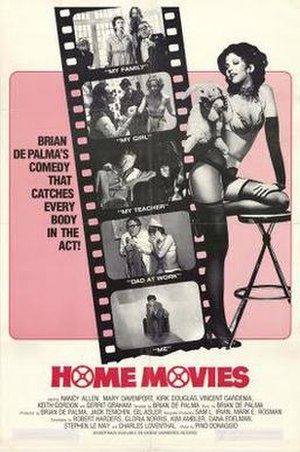 Home Movies (film) - Theatrical poster