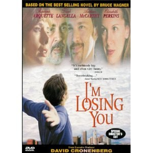 I'm Losing You (film) - DVD release cover