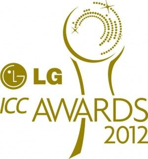 ICC Awards - Image: ICC Awards 2012 logo