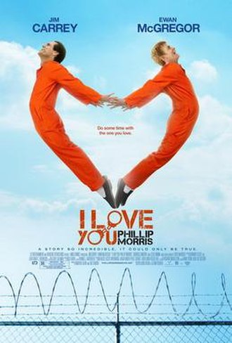 I Love You Phillip Morris - Theatrical release poster