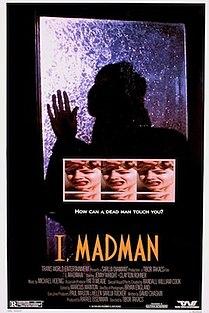 <i>I, Madman</i> 1989 film by Tibor Takács