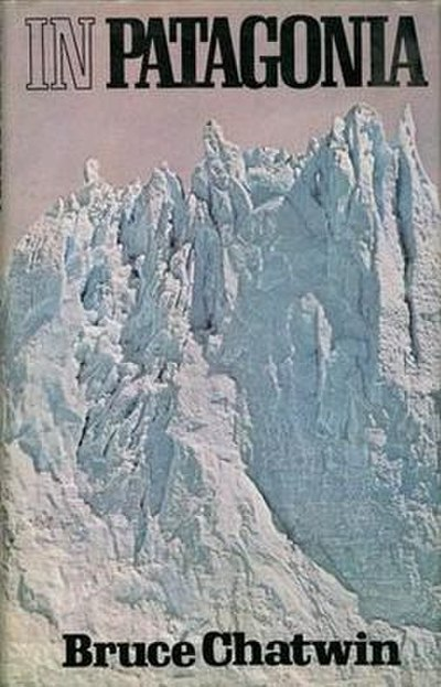 Picture of a book: In Patagonia