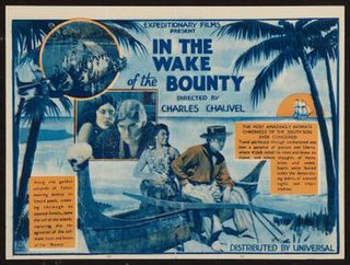 <i>In the Wake of the Bounty</i> 1933 film