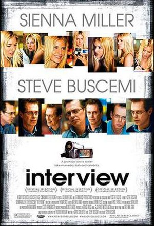 Interview (2007 film) - Image: Interview 2007