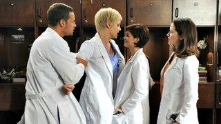 Invasion (<i>Greys Anatomy</i>) 5th episode of the sixth season of Greys Anatomy